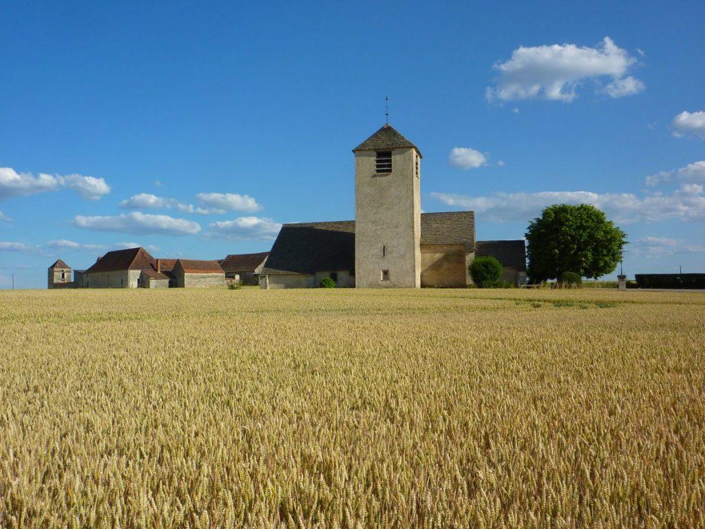 Eglise de Chassignelles ©Claude Garino.J©Claude Garino